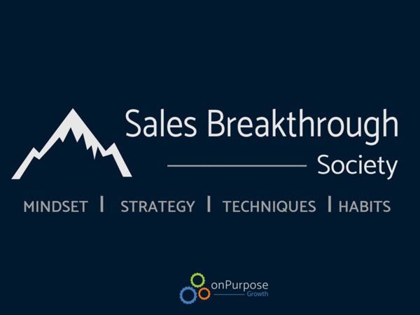Sales Breakthrough Events